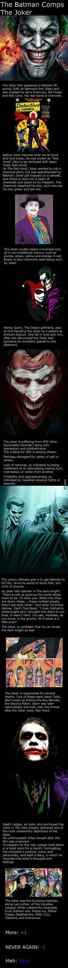 Story of the joker - 9GAG