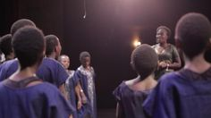 "Bethlehemu by imba means sing. Merry Christmas from the ""imba means sing"" film crew and the African Children's Choir!"
