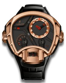 Hublot MP, MP-02 Key of Time King Gold