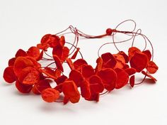 Ana hagopian's beautiful paper jewellery. Checkout her site for more!