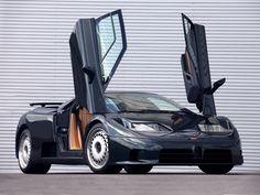 Bugatti EB110GT