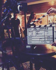 Videoclip #MrJonesAgency