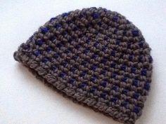 Vivre au crochet: Chapeau Élégance