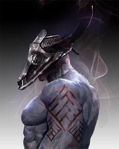 My Dragon Age Obession: Photo The Iron Bull, Solas Dragon Age, Funny Romance, Dnd Races, Grey Warden, Dragon Age Games, My Fantasy World, Dragon Age Inquisition, Skyrim