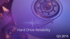 We analyze the performance of 49,056 hard drives running everyday in our data center. Discover the best performing individual models and overall trends.