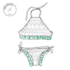 Good objects - Bikini from @st_clemente by @sifrina_