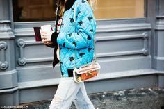 Street style XI: NYFW 2014 #streetstyle #NYFW #FASHION ON: http://krackonline.blogspot.com.es/2014/02/street-style-xi-nyfw-2014.html