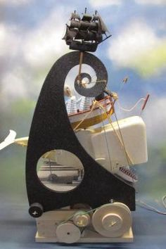 Moby Dick   Keith Newstead Automata