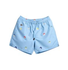 Nikben Copkilla Swim Shorts Light Blue