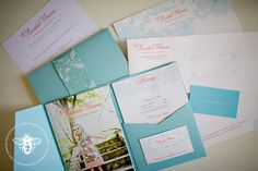 full welcome packet (including complete pricing information, a trifold brochure, and custom designed portrait contract), stationery package (including business card and letterhead), custom sales receipt template, twitter page design, splash page design, and two customized BigFolio templates for separate children and senior sites.