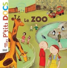 Amazon.fr - Le zoo - Stéphanie Ledu, Cécile Gambini - Livres