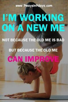 Little improvements, every day!  Click like if you agree!  www.9waysin9days.com