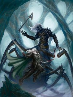 dungeons and dragons web of the spider queen - Google Search