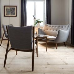 Brücke 49 Hotel Pension, a modern-rustic, four-room guest house in the alpine spa town of Vals, is exactly where we& like to be right now. Scandinavian Modern, Four Rooms, Architecture Design, Style Deco, Rooms For Rent, Living Spaces, Living Room, Deco Design, Interior Exterior