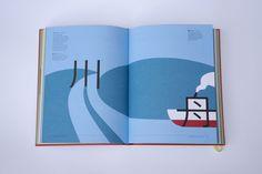 Chineasy | Learn Chinese Flashcard Illustration Branding Visual Identity Design | Award-winning Branding | D&AD