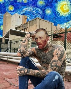 Starry Night Vincent van Gogh re-imagined Arte Van Gogh, Van Gogh Art, Vincent Van Gogh, Art Visionnaire, Mona Lisa, Photos Originales, Photocollage, Arte Pop, Classical Art