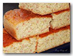 Ja to jedla poprvé u mého manžela u babičky. Autor: Reny Naty A. Cornbread, Vanilla Cake, Banana Bread, Ethnic Recipes, Author, Luxury, Millet Bread, Corn Bread