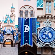 A dazzling day indeed at the Disneyland Diamond Celebration Disneyland California, Vintage Disneyland, Disneyland Trip, Disneyland Resort, Disney Parks, Disney Pixar, Walt Disney, Disney Love, Disney Magic