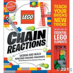 lego chain reactions is packed full of ideas instructions and inspiration for 10 lego