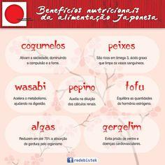 Renda-se à culinária japonesa e colha os benefícios!