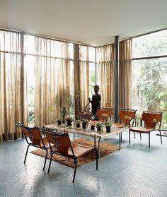 10 Favorites: Floor-to-Ceiling Sheer Summer Curtains