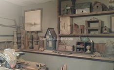 Workshop of barnladybuilder.com - a DIY and remodeling blog