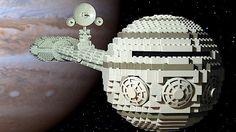 Some erious Lego skills!