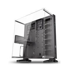 Boîtier PC Thermaltake Core P5 Boîtier Moyen Tour ouvert avec fenêtre