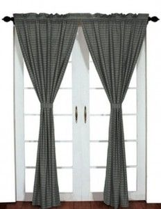 12 Best French Door Curtains Images French Door Curtains