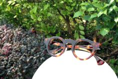Handmade in Japan eyeglasses frames Reading glasses by Antiqueelse