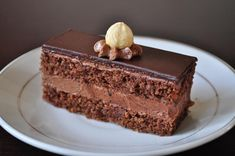 Czech Recipes, Cake Bars, Mini Cheesecakes, Love Cake, Cake Cookies, Food Dishes, Nutella, Baking Recipes, Food And Drink