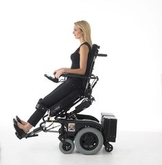 redman power wheelchair