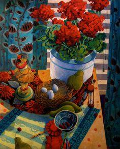 a gathering of random objects, by David Galchutt