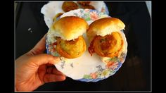 Vada Pav - Popular Street Food of Maharashtra - How to make Mumbai Style...