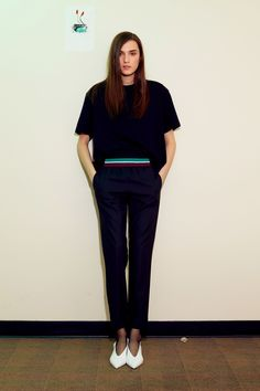 Tibi Pre-Fall 2017 Fashion Show Collection Fashion 2017, Fashion Outfits, Runway Fashion, High Fashion, Fashion Trends, Phresh Out The Runway, Street Style 2017, Fashion Seasons, Fashion Show Collection