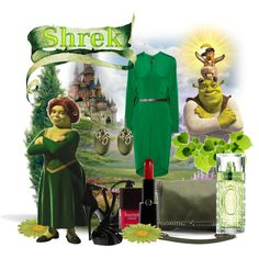 """Princess Fiona"" by sonja-kraljic-ovcaric on Polyvore"