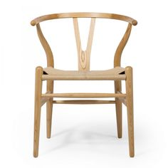 Wish Chairs - Set Of Two - Natural