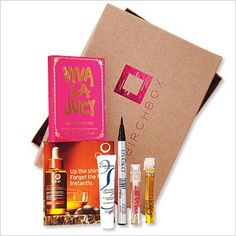 Special Delivery! A Guide to Online Beauty Box Clubs - For the Frugalista - from InStyle.com