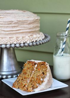 The Best Carrot Cake Ever - Carolina Charm