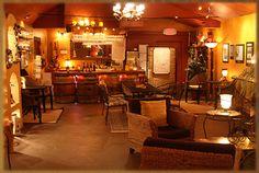 Pfeiffer Winery Tasting Room