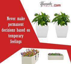 Flower Vases, Planter Pots, How To Make, Bud Vases, Vase, Plant Pots