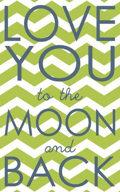 Really starting to fall in love with this navy blue and green idea!!!!Boy Nursery Print Love you to the moon Boy Nursery by jmdesign, $16.00