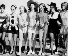 Resultado de imagen para moda años 60
