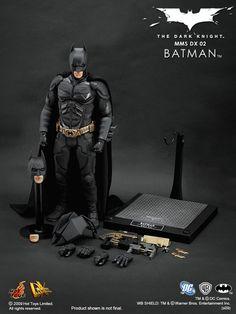 Hot Toys Batman MMSDX02 figure