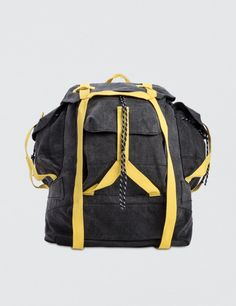 Strap Backpack