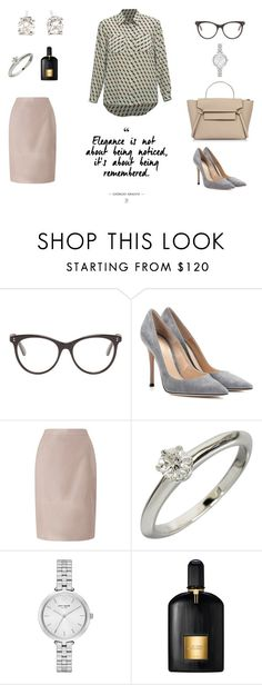 """""""dreams"""" by anastasiasinitsyna on Polyvore featuring мода, STELLA McCARTNEY, Gianvito Rossi, Jacques Vert, Tiffany & Co., Kate Spade и Tom Ford"""