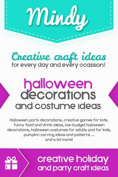 Halloween crafts, costume ideas and halloween decoration collection // Halloween dekorációk, kreatív ötletek és jelmezek