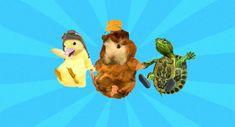 wonder pets! - Google Search Wonder Pets, Image Types, Enabling, Paw Patrol, Google Images, Pikachu, Content, Christmas Ornaments, Holiday Decor