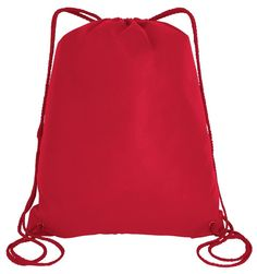 This large size Budget Drawstring Bag is ideal as a promotional item or gift for your events. Have your logo or slogan imprinted on the large imprint area. These wholesale non-woven drawstring bags perfect for all of your promotional needs, these well made cheap drawstring backpacks will be used again and again thus advertising your business and event just as planned. It comes in Royal, Red, Black, Yellow and White colors. You can't go wrong for this cheap priced backpacks!   Product…