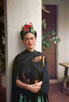 A Little Inspiration From Frida Kahlo